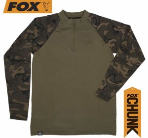 Fox Camo Fishing Top