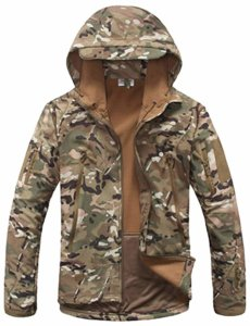 Hooded Fishing Jacket